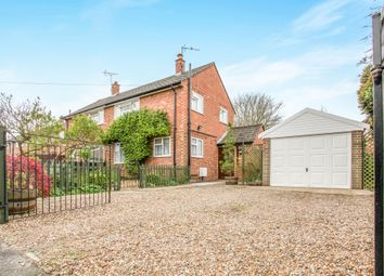 Thumbnail 2 bedroom semi-detached house for sale in Macaulay Square, Great Shelford, Cambridge