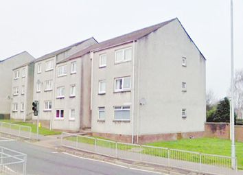 Thumbnail 2 bed flat for sale in 2A, Graham Street, Johnstone PA58Rh