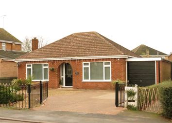 Thumbnail 2 bedroom detached bungalow for sale in Crease Drove, Crowland, Peterborough