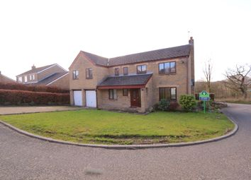 Thumbnail 5 bedroom detached house for sale in Braemore Drive, Broadbottom, Hyde