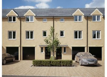 Thumbnail 3 bed town house for sale in Plot 4 Stretemount, Burton Road, Christchurch, Dorset