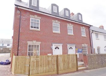 Thumbnail 3 bed end terrace house for sale in Northcote Lane, Honiton, Devon