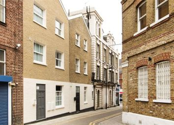 Thumbnail 2 bedroom town house for sale in Sylvester Road, London