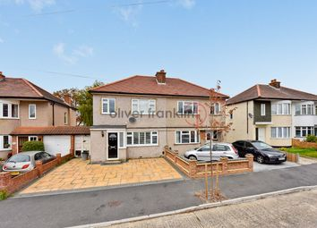 Thumbnail 3 bed semi-detached house for sale in Hazell Cresent, Collier Row
