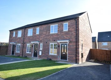 Thumbnail 3 bed terraced house for sale in High Hazel Close, Featherstone, Pontefract