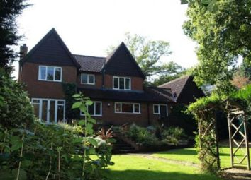 Thumbnail 5 bed detached house for sale in Ridgeway, Pyrford, Woking, Surrey