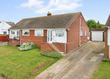 Thumbnail 2 bed semi-detached bungalow for sale in St Davids Close, Whitstable, Kent