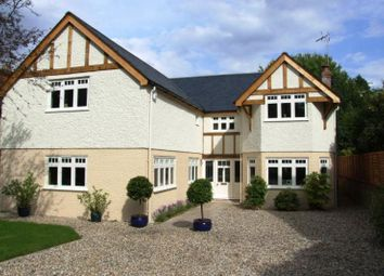 Thumbnail 5 bed detached house for sale in Cricket Green Lane, Hartley Wintney, Hook, Hampshire
