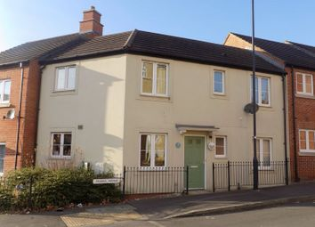 Thumbnail 3 bed end terrace house for sale in Frankel Avenue, Swindon