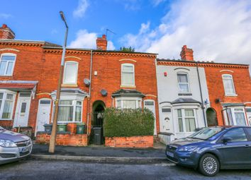 Thumbnail 3 bed terraced house for sale in Parkhill Road, Smethwick, West Midlands