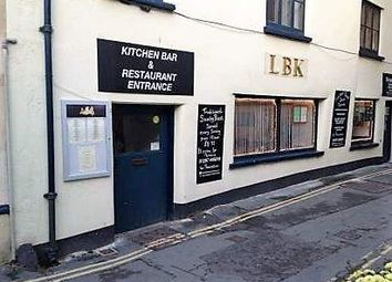 Thumbnail Leisure/hospitality for sale in Lyme Regis, Dorset