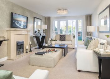 "Thumbnail 5 bed detached house for sale in ""Warwick"" at Oldbury Court Road, Fishponds, Bristol"