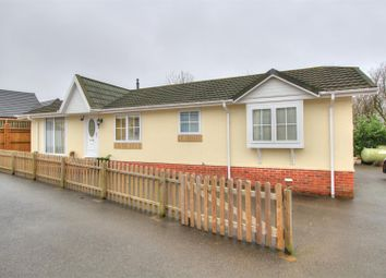 2 bed mobile/park home for sale in Ashby Road, Sinope, Coalville LE67
