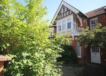Thumbnail 1 bed flat to rent in Blakesley Avenue, Ealing
