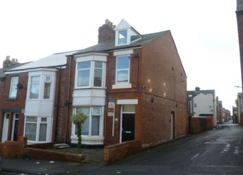 Thumbnail 3 bed flat for sale in Roman Road, South Shields