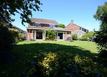 Thumbnail 4 bed detached house for sale in The Paddock, Maresfield