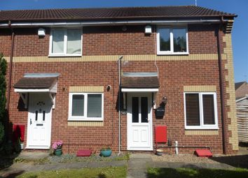 Thumbnail 2 bed terraced house to rent in Farriers Court, Orton Longueville, Peterborough