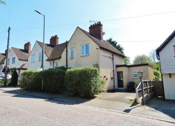 Thumbnail 3 bedroom semi-detached house for sale in Brook Road, Buckhurst Hill