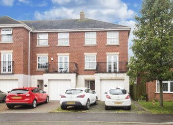 Thumbnail 3 bed end terrace house for sale in Cambrian Drive, Marshfield, Cardiff