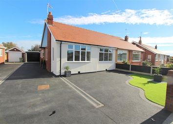 Thumbnail 2 bed bungalow for sale in Northumberland Avenue, Thornton Cleveleys