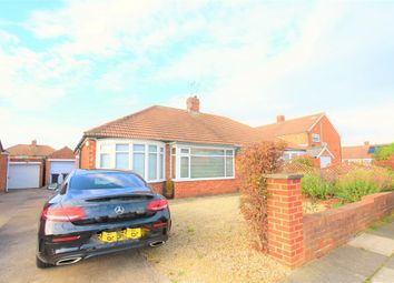 Thumbnail 2 bed bungalow for sale in Harbourne Gardens, Middlesbrough