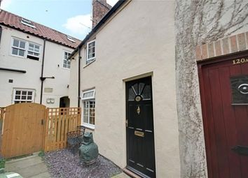 Thumbnail 1 bedroom cottage for sale in High Street, Yarm