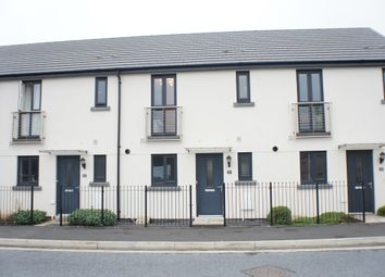 Thumbnail 2 bedroom terraced house for sale in Broxton Drive, Saltram Meadow, Plymouth, Devon