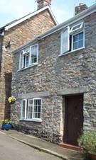 Thumbnail 2 bed cottage to rent in Frog Street, Bampton, Tiverton