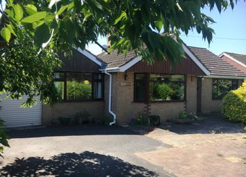 Thumbnail 2 bed detached bungalow for sale in Rectory Lane, Adderley, Market Drayton