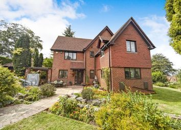 Thumbnail 4 bed detached house for sale in Overhill Road, Purley, Surrey