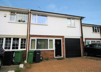 Thumbnail 3 bed terraced house to rent in Stevens Road, Witham
