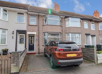 3 bed terraced house for sale in Cedars Avenue, Coventry CV6