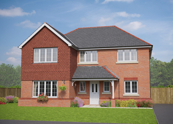 Thumbnail 4 bedroom detached house for sale in The Llanberis, Middlewich Road, Sandbach, Cheshire