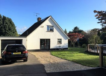 Thumbnail 3 bed detached bungalow for sale in Lawn Road, Staplegrove, Taunton