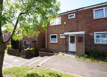 Thumbnail 3 bed end terrace house to rent in Astley Close, Redditch