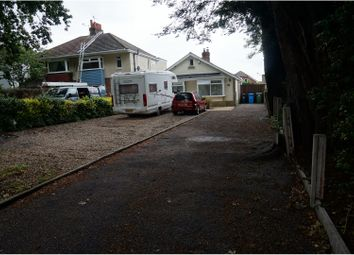 Thumbnail 2 bed detached bungalow for sale in Lake Road, Poole