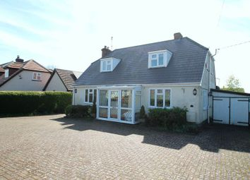 Thumbnail 3 bed detached house for sale in The Street, Hawkinge, Folkestone