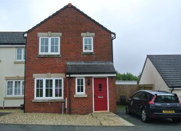 Thumbnail 3 bed end terrace house for sale in Brynamlwg, Talywain, Pontypool