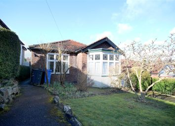 Thumbnail 2 bedroom detached bungalow for sale in Rivelin Bank, Sheffield