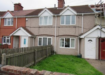 Thumbnail 3 bed terraced house to rent in Mcconnell Crescent, Rossington, Doncaster