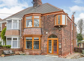 Thumbnail 4 bed semi-detached house for sale in Saltshouse Road, Hull, East Riding Of Yorkshire