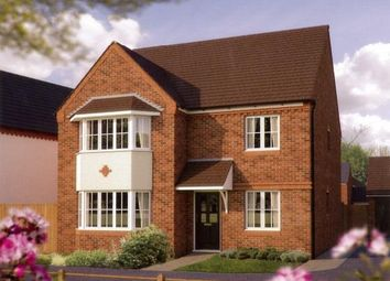 Thumbnail 5 bed detached house for sale in Shackleton Way, Bicton Heath, Shrewsbury
