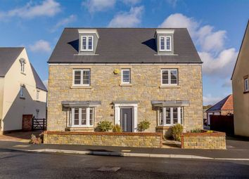 Thumbnail 6 bed detached house for sale in Merton Green, Caerwent, Monmouthshire