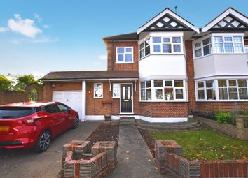Thumbnail 3 bed semi-detached house for sale in Eaton Rise, London