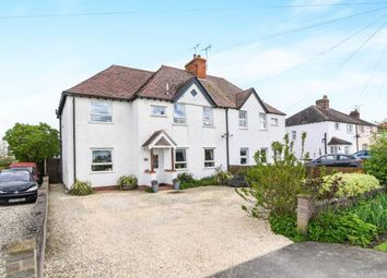 Thumbnail 3 bed semi-detached house for sale in Hinton Road, Childswickham, Broadway, Worcestershire