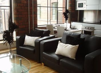 Thumbnail 1 bed flat to rent in Roberts Wharf, Neptune Street, Leeds