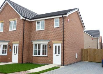 Thumbnail 2 bed semi-detached house to rent in Brocklesby Avenue, Immingham
