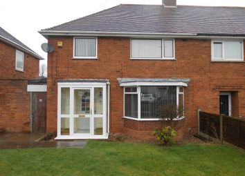 Thumbnail 3 bed end terrace house for sale in Cattell Drive, Sutton Coldfield