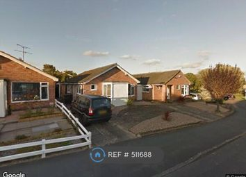 Thumbnail 2 bedroom bungalow to rent in Whiles Lane, Leicester