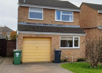 Thumbnail 3 bedroom detached house to rent in Little Normans, Longlevens, Gloucester